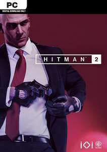 Hitman 2 + DLC (Steam) für 6,79€ (CDKeys)