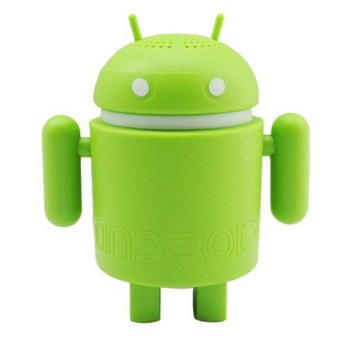 Ebay: Kleines Androidmaskottchen mit integrierten Boxen für 3,38€ inkl. Versand
