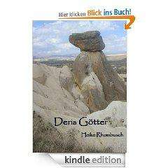 "Amazon Kindle: Fantasy-Roman ""Deris Götter"""