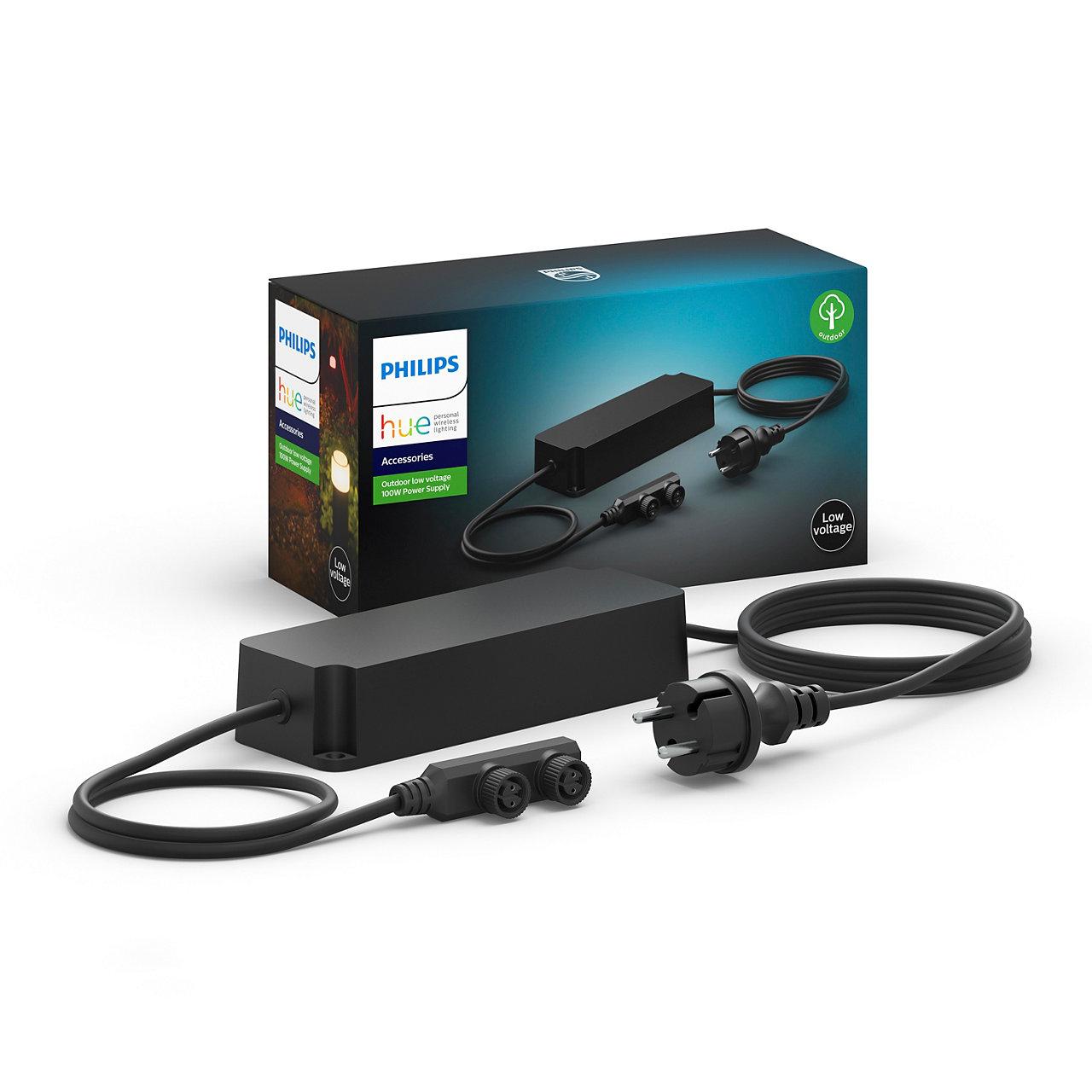 [CB] Hue Outdoor Netzteil 100 Watt - verfügbar + vsk-frei