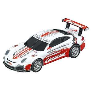 "Carrera Digital 143 Porsche GT3 Lechner Racing ""Race Taxi"" für 19,44€ (Amazon Prime & Saturn & Media Markt Abholung)"