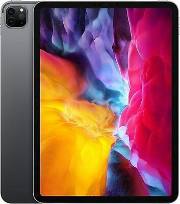 Apple iPad Pro 11 (2020) 128GB WiFi silber & grau