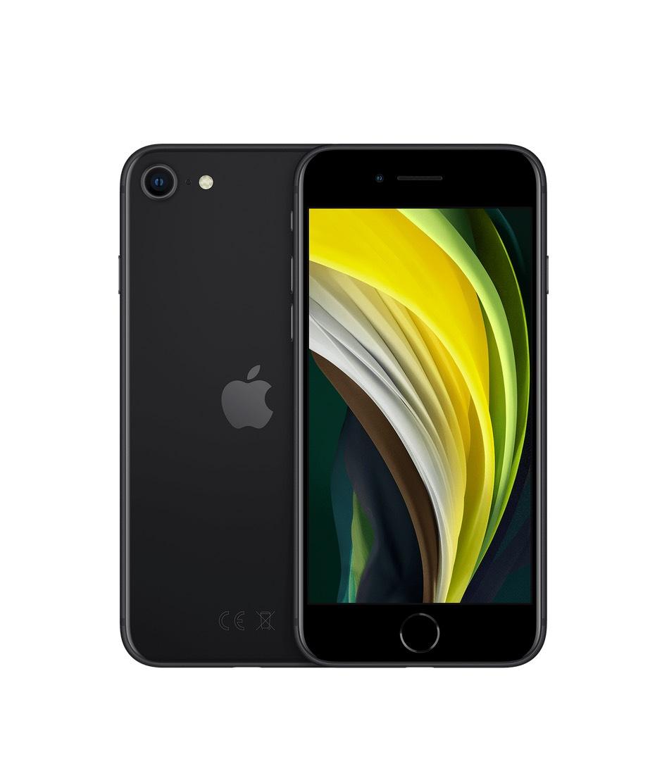 Apple iPhone SE 2020 128GB in Schwarz für 431,10€