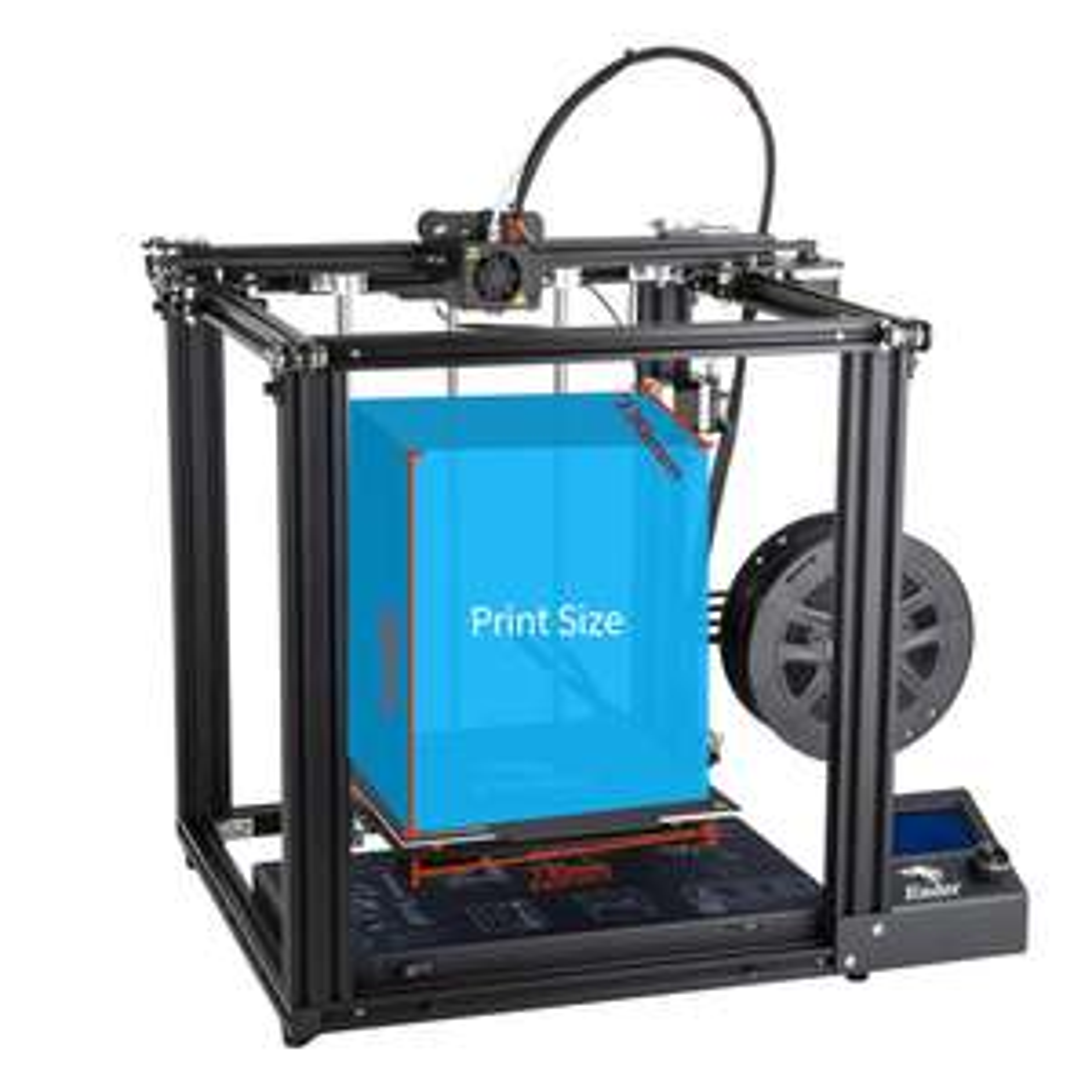 Creality Ender 5 3D-Drucker (22x22x30cm Druckvolumen)