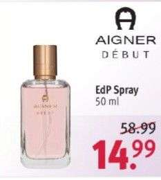 Aigner Debut 50ml bei Rossmann