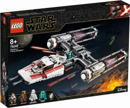 Lego Star Wars Rabatte bei Spielemax! Bis zu 35% (z.B. Widerstands Y-Wing Starfighte)