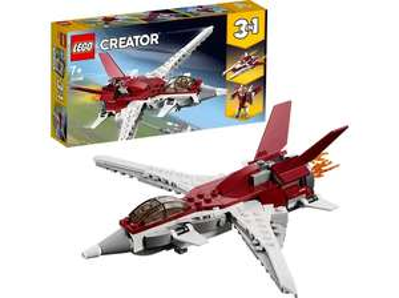 [Media Markt] LEGO Creator 31086 Flugzeug der Zukunft - Abholer
