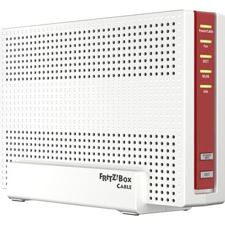 AVM FRITZ!Box 6591 Cable Kabel Router + Modem