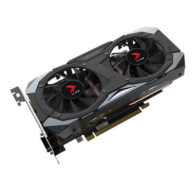 PNY GeForce GTX 1660 Super XLR8 Gaming Overclocked Edition (6GB GDDR6, Dual Fan, DVI, HDMI, DisplayPort)