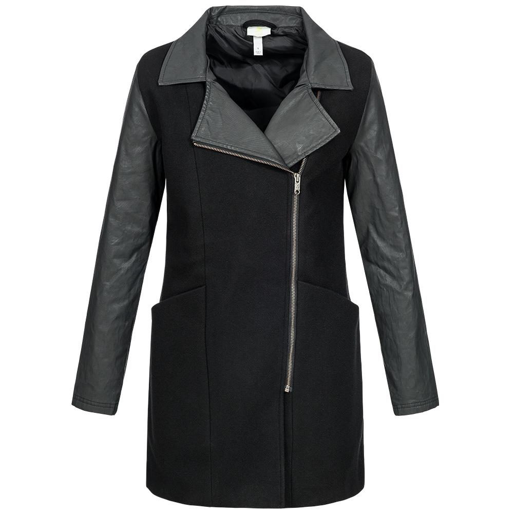 [SportSpar] Adidas NEO Wool Long Jacket Damen Winter Mantel Jacke (2XS - XL)