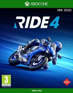 Ride 4(Xbox One) [Coolshop]