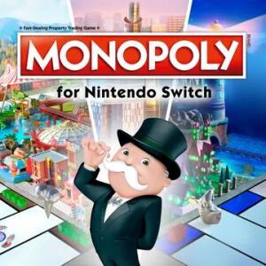 Monopoly für Nintendo Switch für 9,99€ oder für 6,19€ RU (eShop)