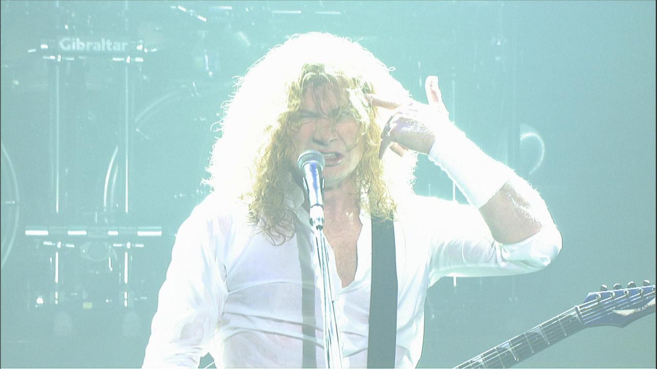 Megadeth: Countdown to Extinction - Live @ ZDF