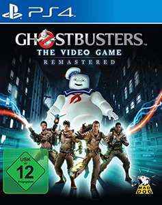 Ghostbusters: The Video Game Remastered (PS4) für 17,54€ (Amazon Prime & Müller Abholung)