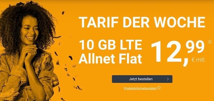 WINSIM | FLAT und 10GB für nur 12,99€ mtl.