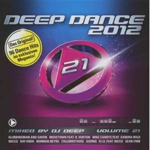 96 Dance- Tracks für 3,98  Deep Dance Vol.21