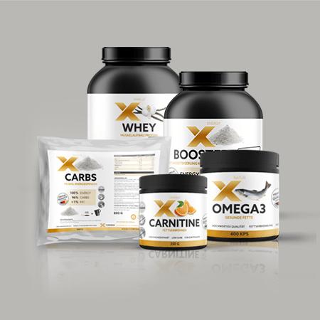 X-Forming - Nahrungsergänzungsmittel - 20% + Versandkostenfrei ab 65€