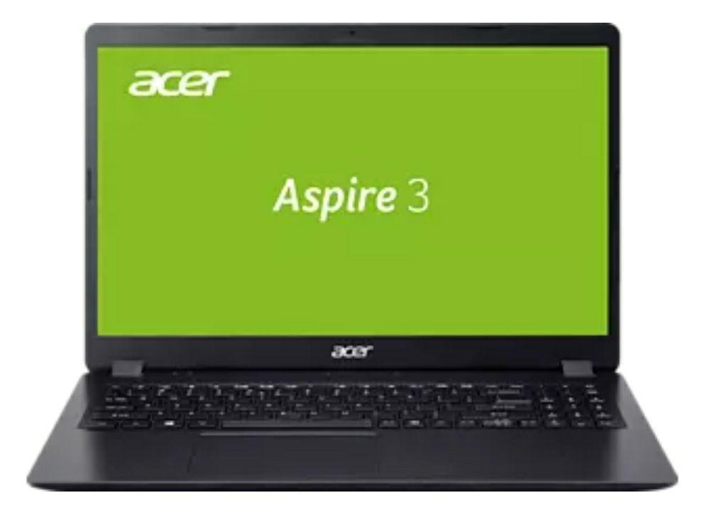 ACER Aspire 3 15,6 Zoll Display, Core™ i3 8130u Prozessor, 8 GB RAM, 512 GB SSD, Intel UHD Grafik 620, Schwarz