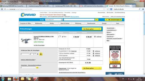 DREMEL® TRIO 6800-2/8 für 49,40 Euro bei Conrad mit Gutscheinkombi
