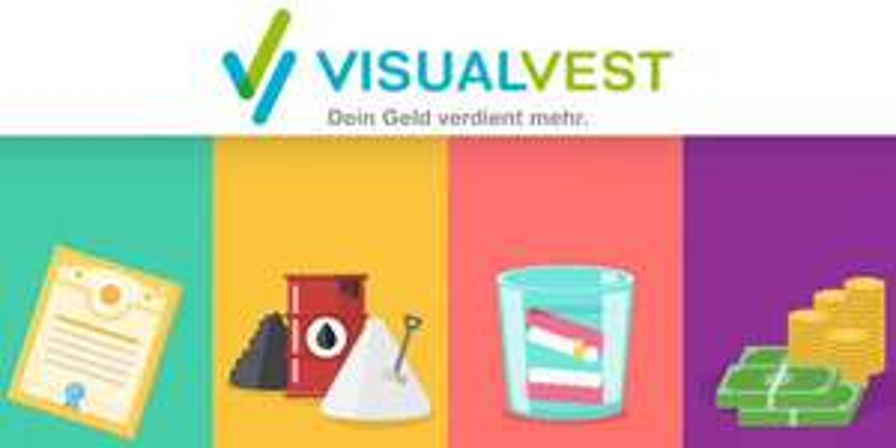 Visualvest (Union Investment) Depot mit 50 € Gutschein (u.a. Amazon) - auch Junior-Depot -ohne Servicegebühr für 4 Monate