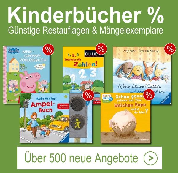 [arvelle.de] Kinderbuch-Schnäppchen   Günstige Restauflagen + Mängelexemplare