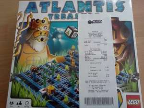 [LOKAL?] Domäne Berlin Siemensstadt: div. LEGO Spiele: z.B. Atlantis Treasure oder Minotaurus für 9,99