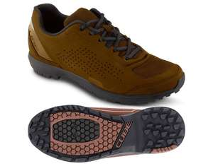 Fahrrad schuhe Cube ATX Loxia Grizzly brown - 36 bis 48