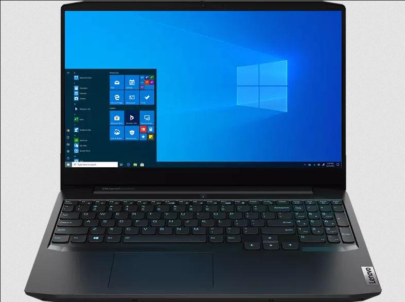 "Lenovo IdeaPad Gaming 3 15 15,6"" FHD, Ryzen 5 4600H, GTX 1650, 512GB SSD PCIe, 16 GB RAM, WLAN ac, bel. Tastatur, Win10"
