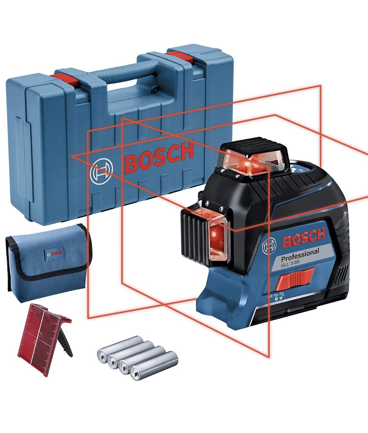 Bosch Professional Linienlaser GLL 3-80