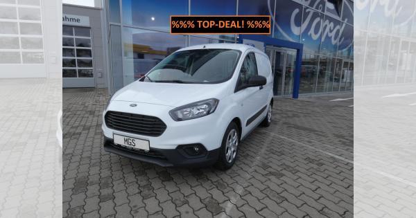 Leasing Privat + Gewerbe 81,20€ 10tkm 30 Mon. Ford Transit Courier inkl. Wartung und Verschleiß