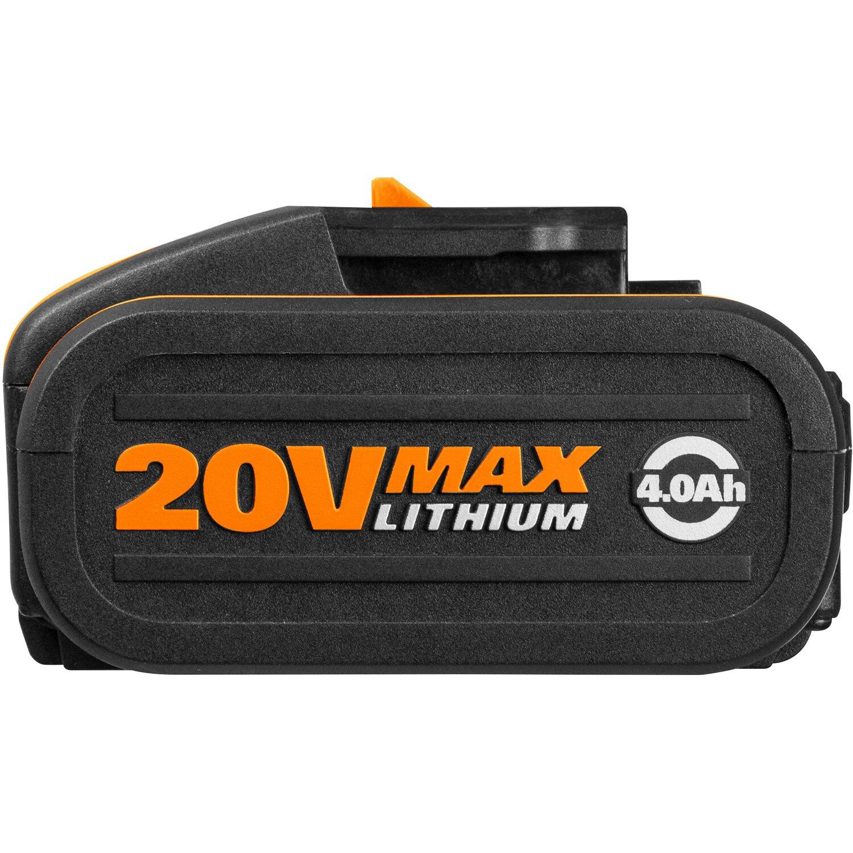 [OBI LOKAL, Vechta] Worx Ersatzakku 2 x 20 V/4 Ah WA3553.2 für 68,23€