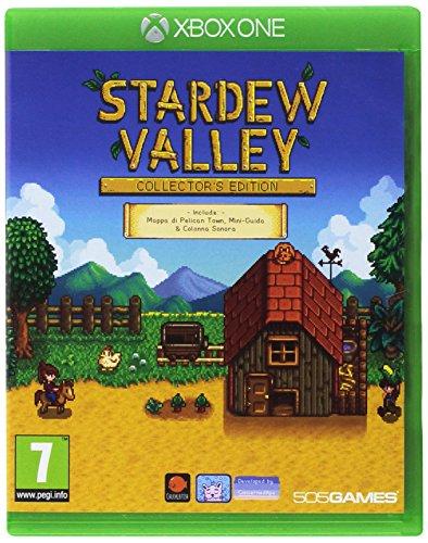 Stardew Valley Collector's Edition (Xbox One) für 8,86€ (Amazon IT)