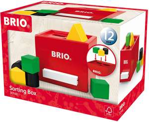 Brio Sortier-Box Rot für 7,65€ (Amazon Prime)