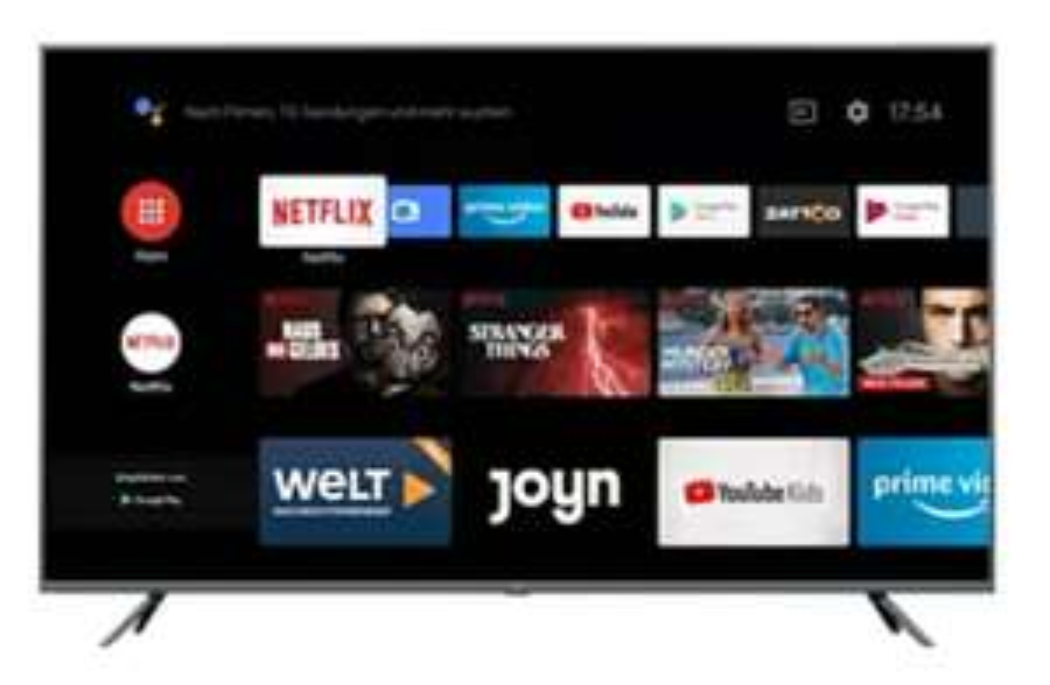 XIAOMI MI L65M5-5ASP LED TV / Xiaomi Mi Smart TV 4S (Flat, 65 Zoll / 164 cm, UHD 4K, SMART TV, Google Android TV 9.0) / Preisänderung