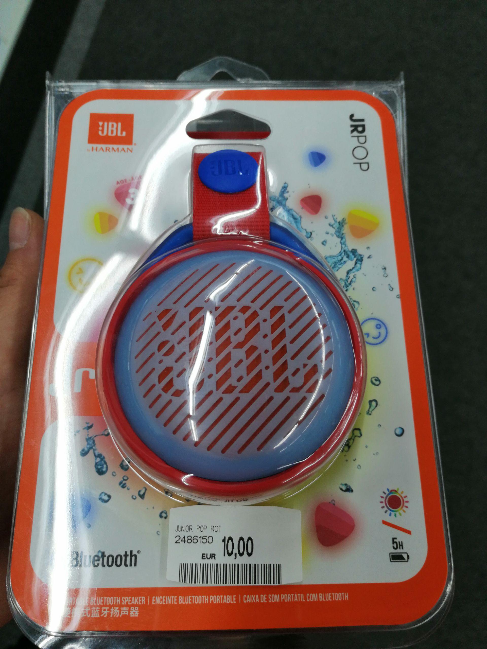 [lokal MM Bad Dürrheim] JBL JR Pop Sound Box