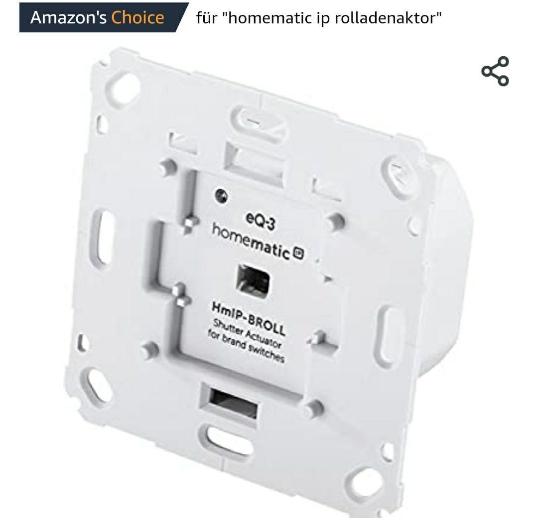 Homematic IP Rollladen-Aktor