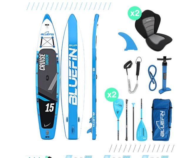 Bluefin SUP Board Cruise 15 Tandem neuste Modell