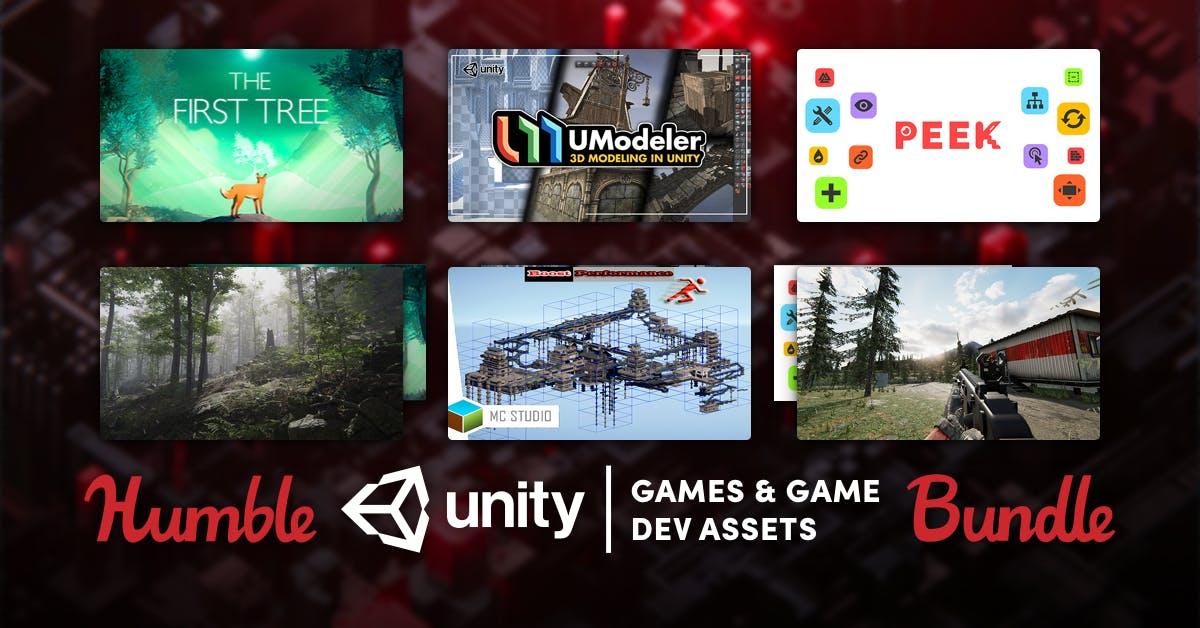 Humble Bundle - Unity Game & Game Dev Bundle