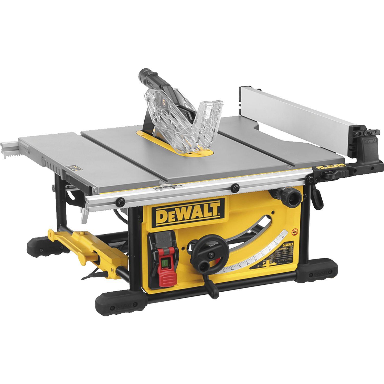 DeWALT DWE7492-QS Tischkreissäge