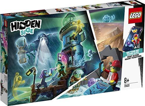 [amazon.de & windeln.de] LEGO Hidden Side - Der Leuchtturm der Dunkelheit (70431)