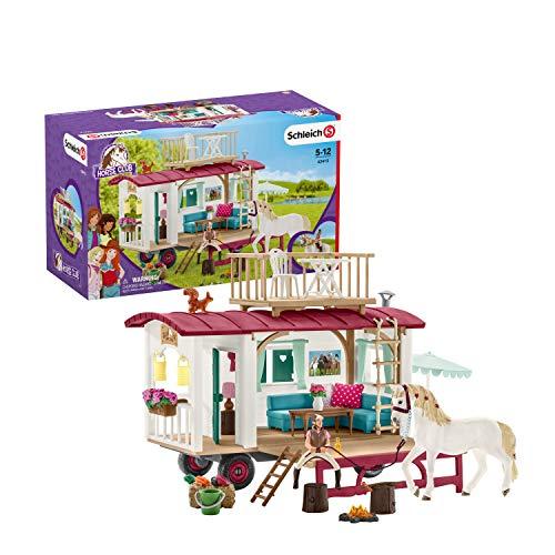 Schleich Horse Club Spielset - Wohnwagen (42415) für 33,89€ (Amazon)