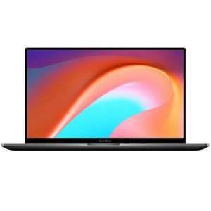 "Xiaomi RedmiBook 16: Notebook (16,1"" FHD IPS, 100% sRGB, 512GB SSD, 8GB RAM, Ryzen 5 4500U, 90% Screen-To-Body, 300cd/m², Vollalu, 1.8kg)"