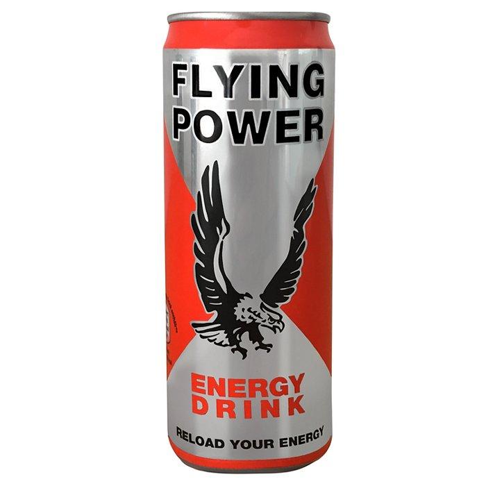 Flying Power Energy Drink XXL 6x 0,5L Dose für nur 2,22€ zzgl. Pfand am 02.10. / 37 Cent pro Dose / 74 Cent pro Liter [ALDI SÜD]