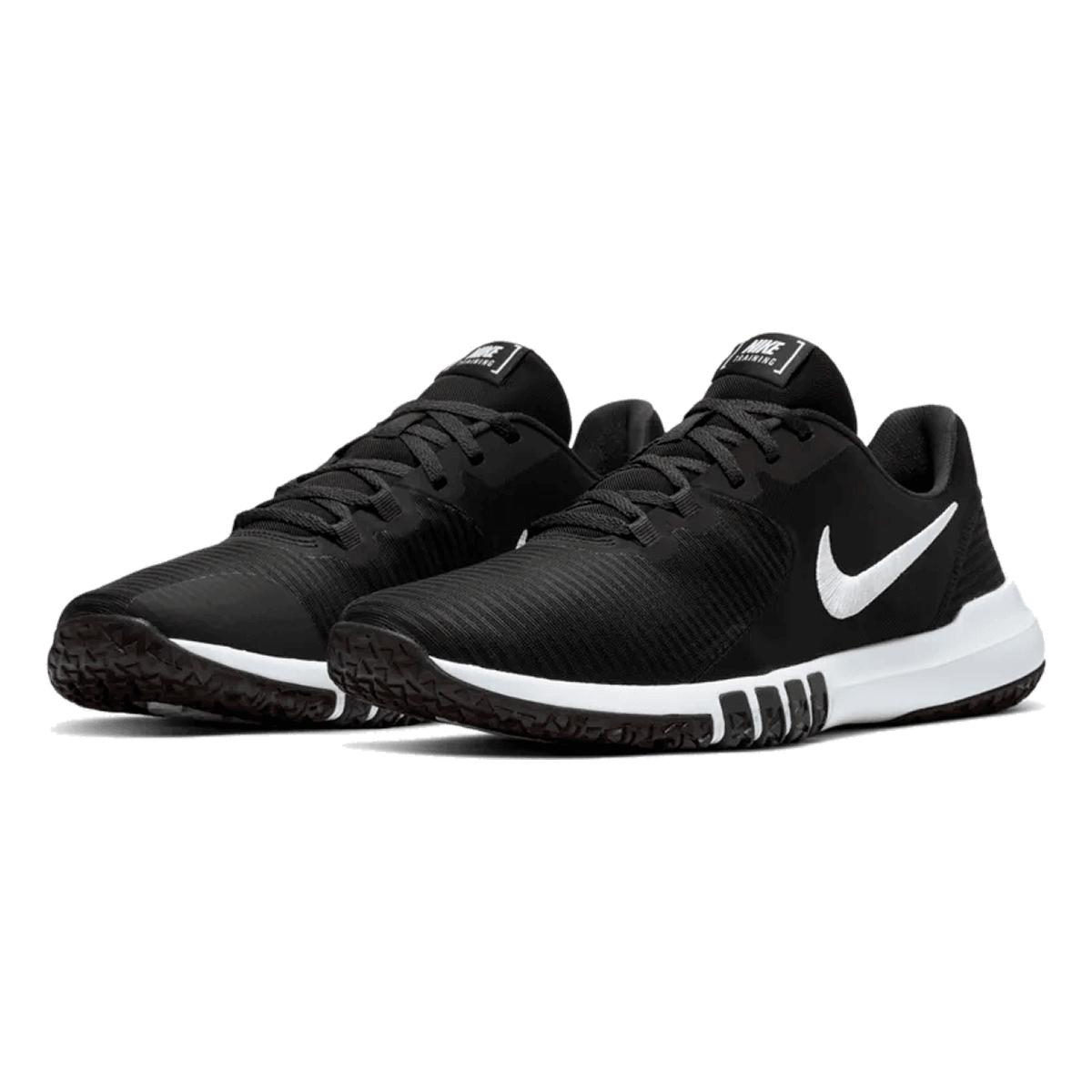 Nike Trainingsschuh Flex Control IV schwarz/weiß (Gr. 38-47)