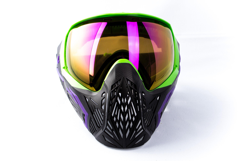 [online] BunkerKings CMD / COMMAND SUCKER TENTACLES Paintball Maske Goggle