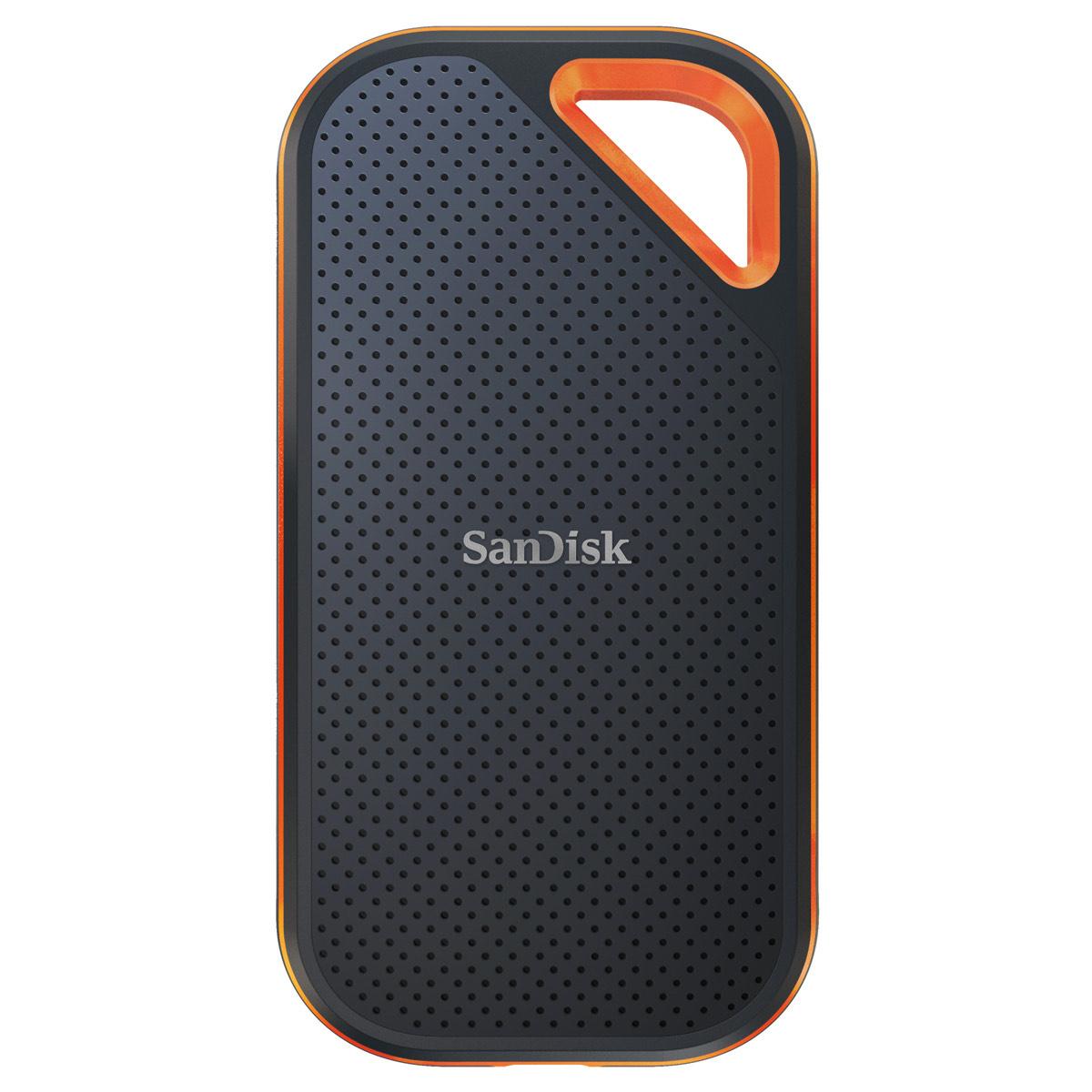 [eBay MediaMarkt] SANDISK Extreme PRO® Portable, 1 TB SSD, 2.5 Zoll, extern, Grau/Orange