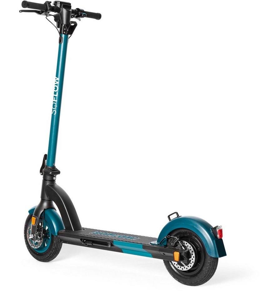 E-Scooter SoFlow SO4 Pro (Straßenzulassung, max. 120kg Fahrergewicht)
