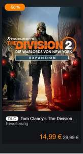 [Pc] Tom Clancy's The Division 2 Warlords of New York DLC
