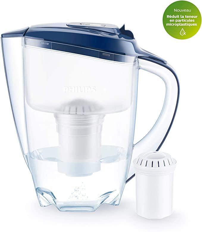 Philips Wasserfilter-Karaffe AWP2922 (Prime)