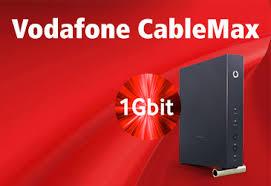 Vodafone Cable Max 1000Mbit/s dauerhaft für 39,95€ monatlich, 4,95€ einmalig + AVM Fritzbox 6591 Cable geschenkt + 3*100€ Reiseguthaben